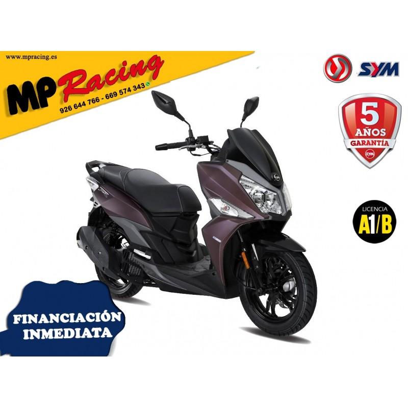 JET 14 125cc LC MARRON MP