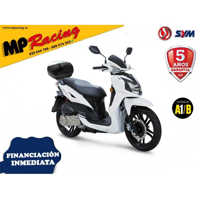 SYMPHONY 125cc SR TOP BLANCO MP