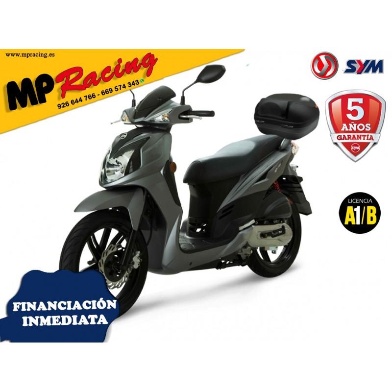 SYMPHONY 125cc SR TOP GRIS MP