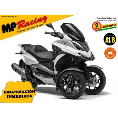 MOTO TRES RUEDAS QV3 BLANCO MP