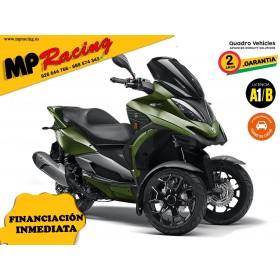 MOTO TRES RUEDAS QV3 VERDE MP