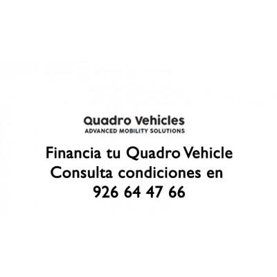 MOTO TRES RUEDAS QV3 FINANCIACION