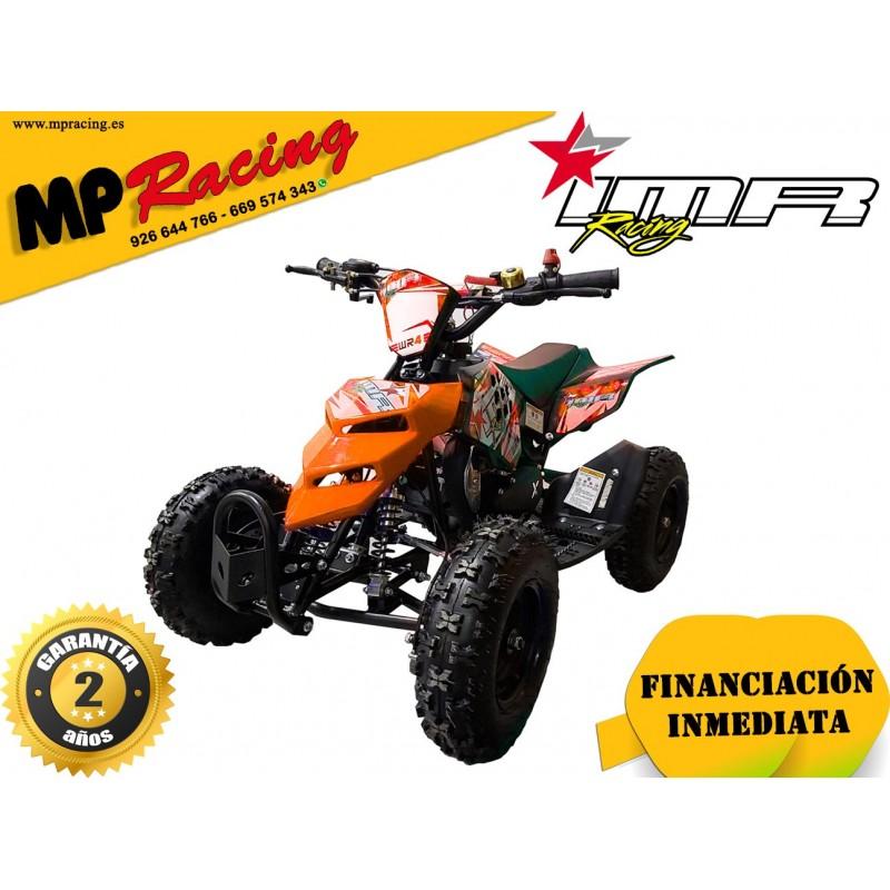 MINIQUAD WR4 2T IMR - Naranja