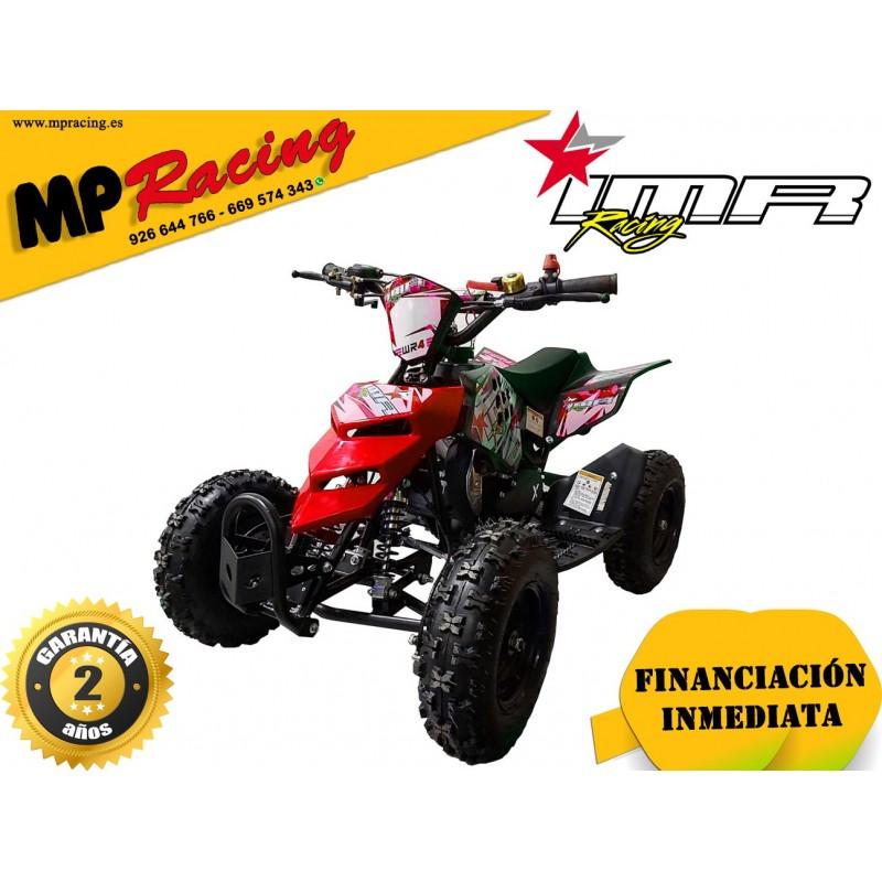MINIQUAD WR4 2T IMR - Rojo