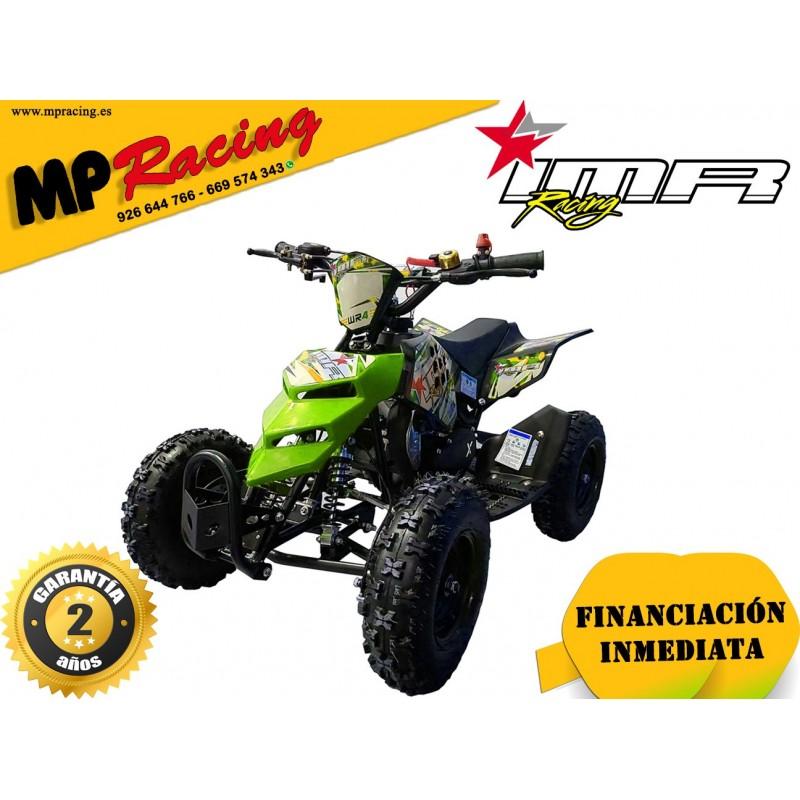 MINIQUAD WR4 2T IMR - Verde