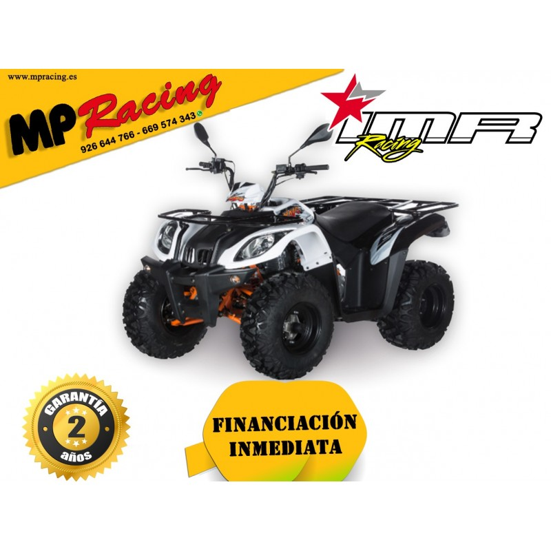 QUAD MATRICULABLE – ATV 200...