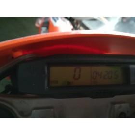 KTM 450 EXC-F AÑO 2018. ¡OCASIÓN! CUADRO DE INSTRUMENTACION