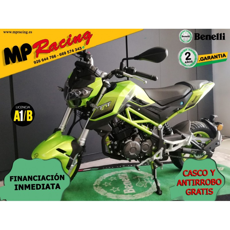 BENELLI TORNADO NAKED T 125 LIMA 2020 MP