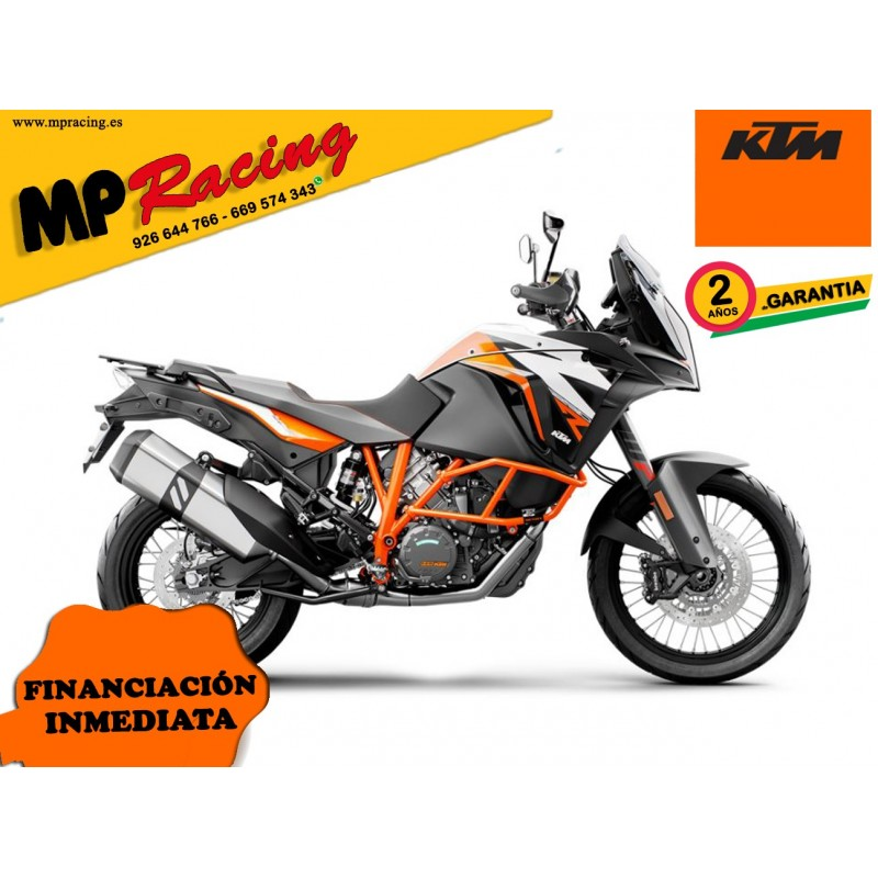 MOTO KTM 1290 SUPER ADVENTURE R 2019
