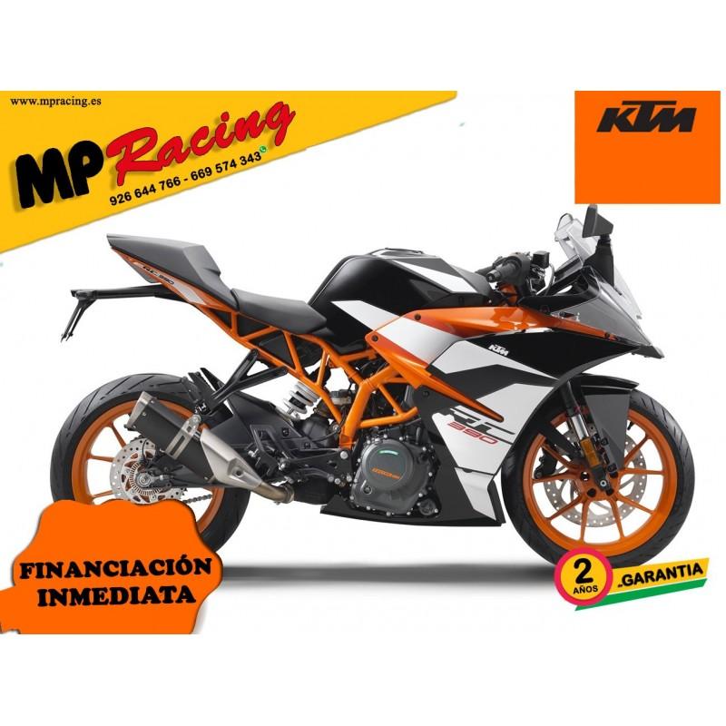 KTM RC390 2017