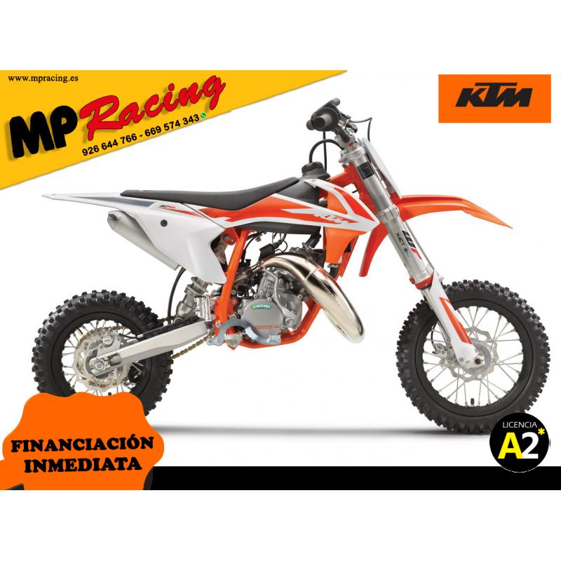 MOTO KTM 50 SX 2020