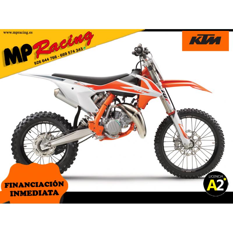 MOTO KTM 85 SX 17/14 2020