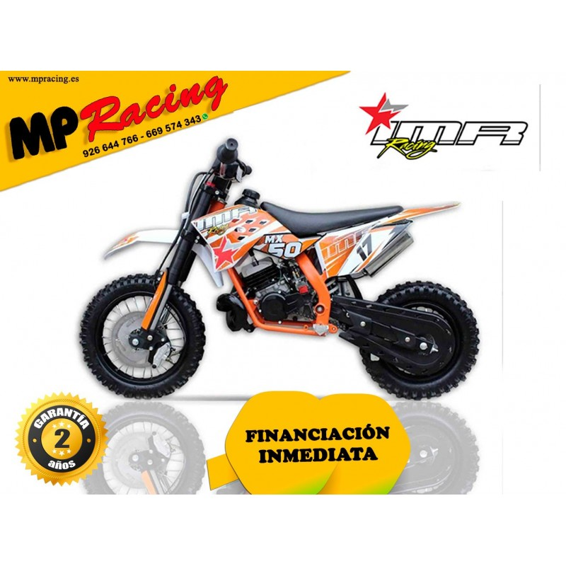 IMR MX50 9CV - Naranja