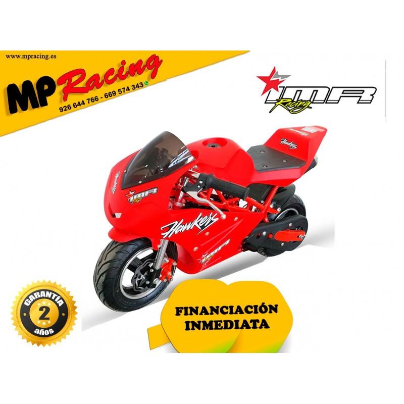 MINIMOTO GP 50 IMR - Rojo