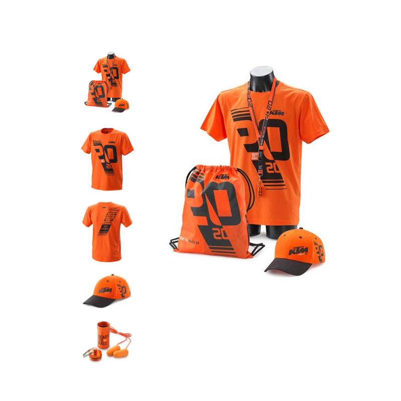 KTM FAN PACKAGE PARA CHICO