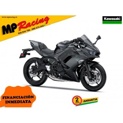 Kawasaki Ninja 650 Performance 2020