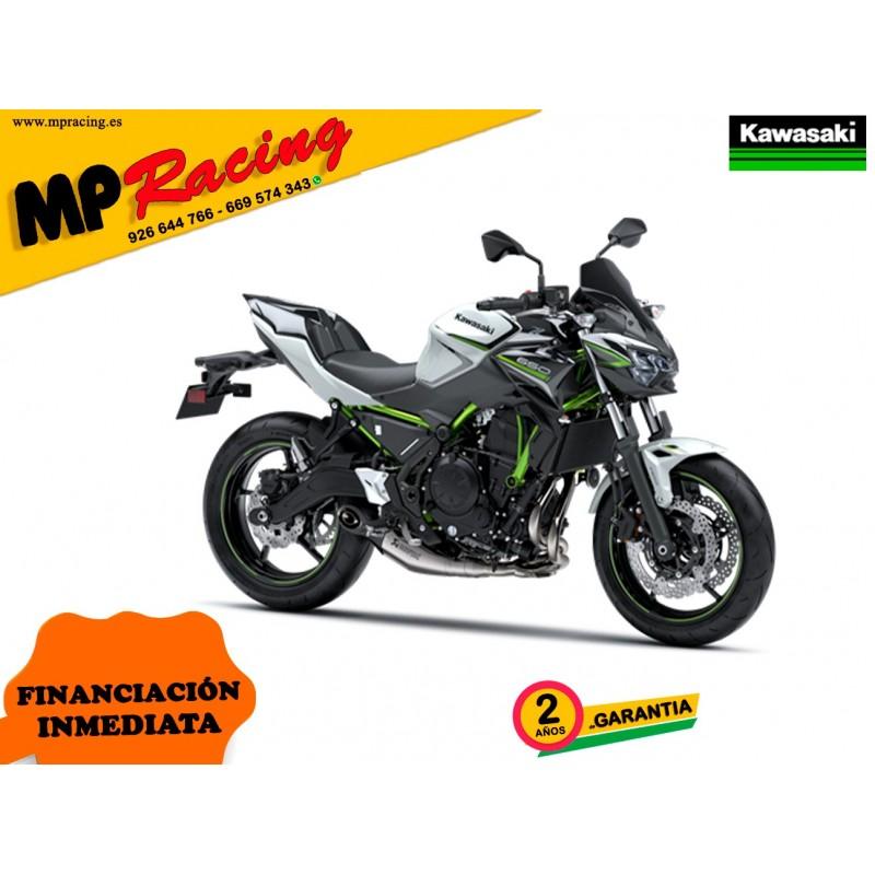 Kawasaki z650 Performance 2020
