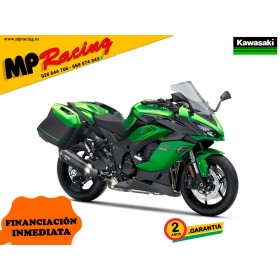 Kawasaki Ninja 1000SX Performance-Tourer