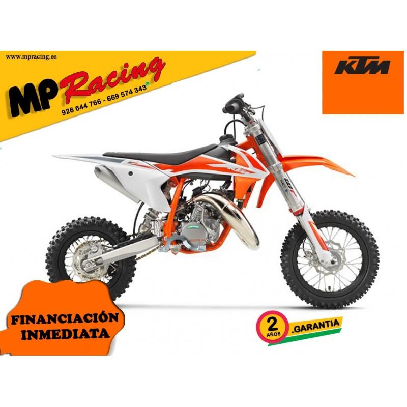 MOTO KTM 50 SX 2020 MP