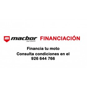 MACBOR ROCKSTER FLAT FINANCIACION