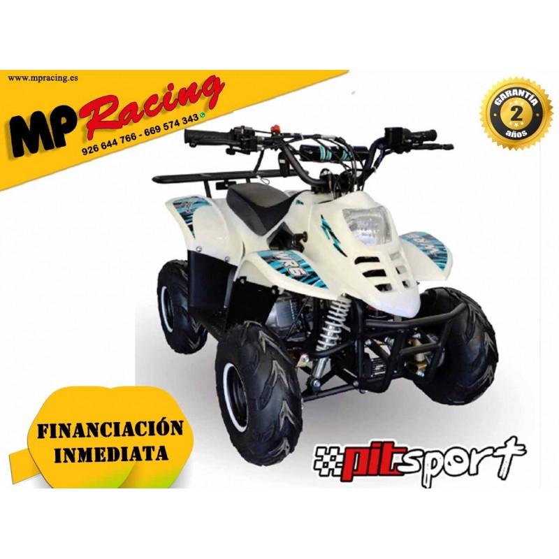 IMR MINIQUAD WR6 110CC 1+R AZUL MP