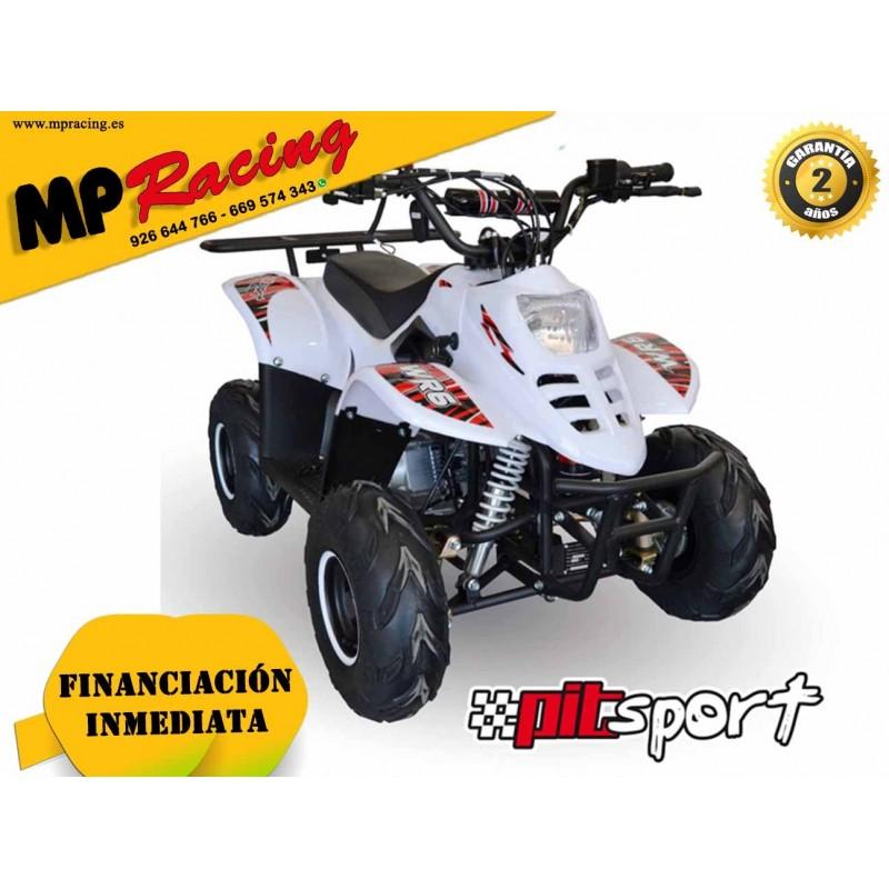 IMR MINIQUAD WR6 110CC 1+R ROJO MP