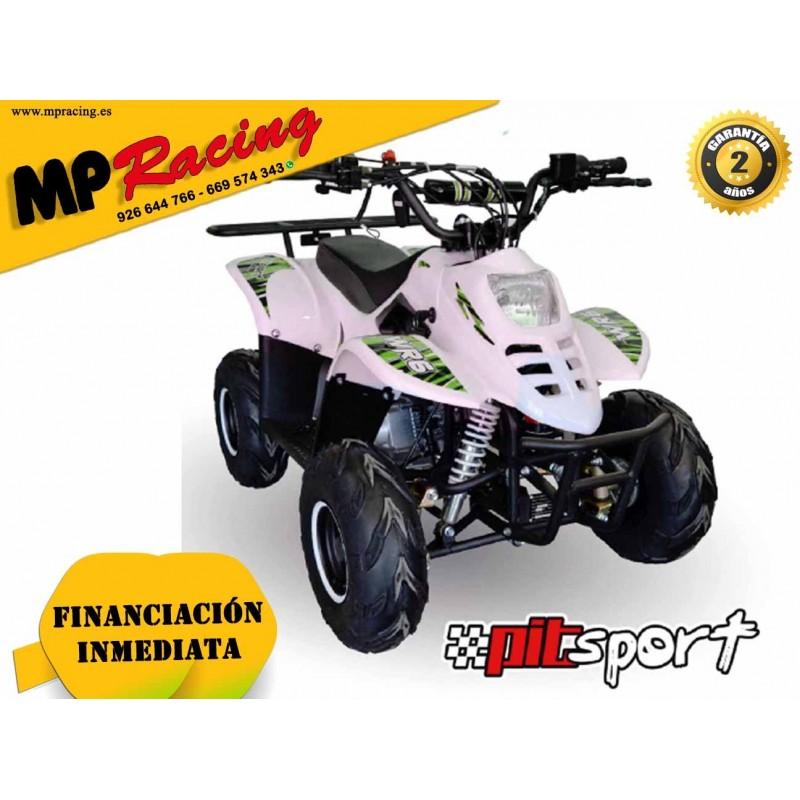 IMR MINIQUAD WR6 110CC 1+R VERDE MP