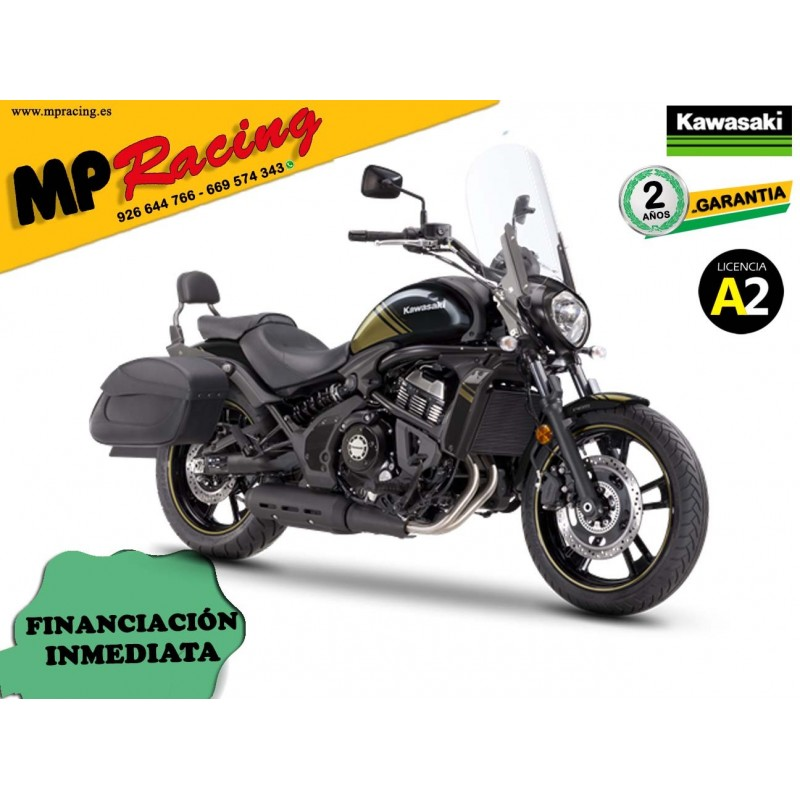 Kawasaki VULCAN S Tourer 2020 MARRON MP