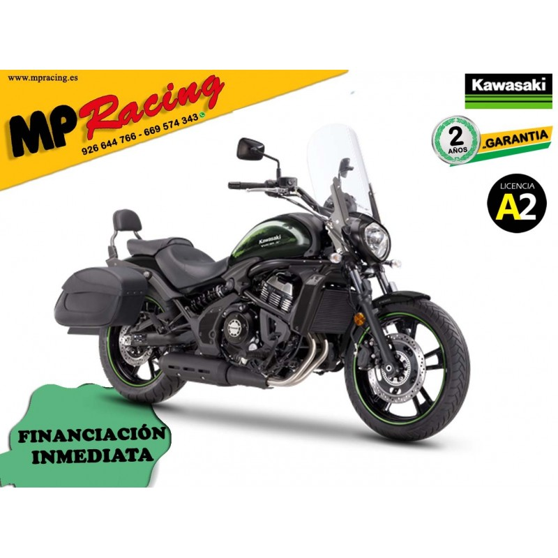Kawasaki VULCAN S Tourer 2020 VERDE MP