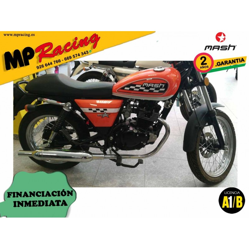 Moto Mash Seventy 125cc...