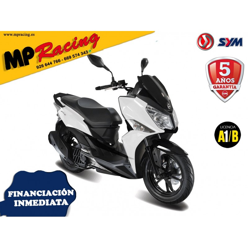 JET 14 125cc LC BLANCO MP