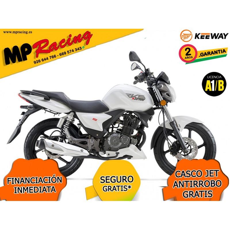 MOTO KEEWAY RKS 125 MP