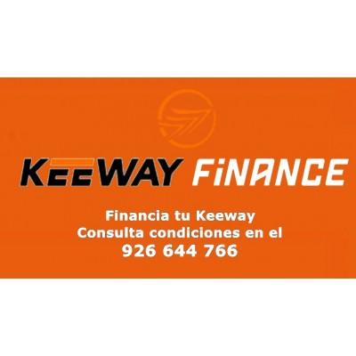 MOTO KEEWAY RKS 125 FINANCIACION