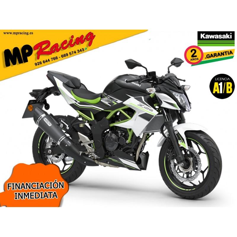 Moto Kawasaki Z125 2020...