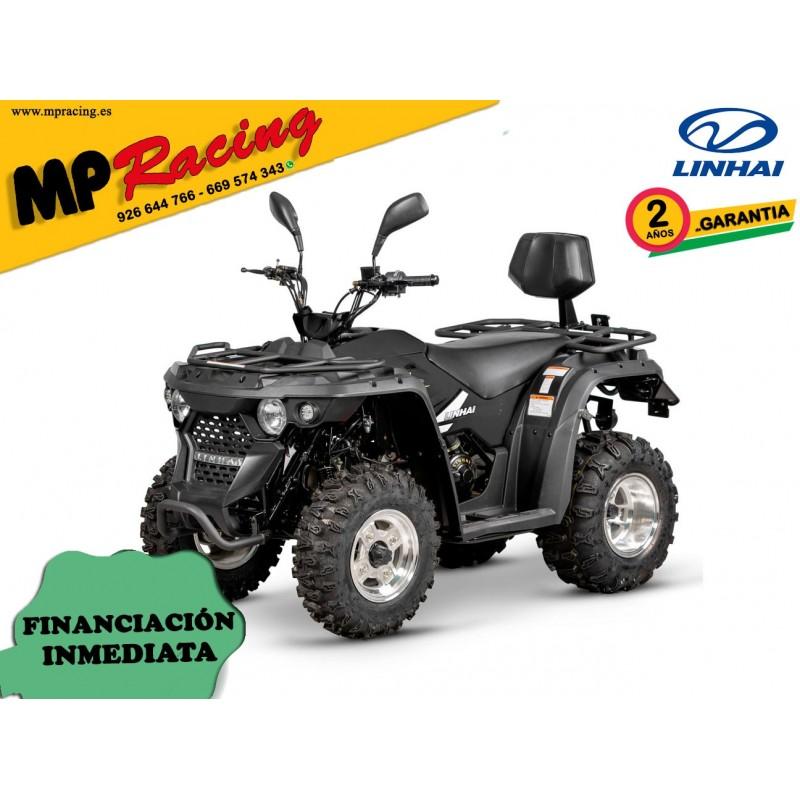 ATV LINHAI M150 2x4 - Negro
