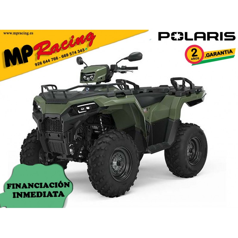 Quad Polaris Sportsman 570 VERDE MP
