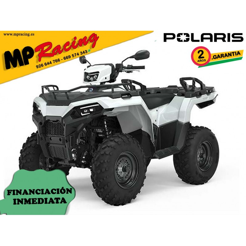 Quad Polaris Sportsman 570 BLANCO MP