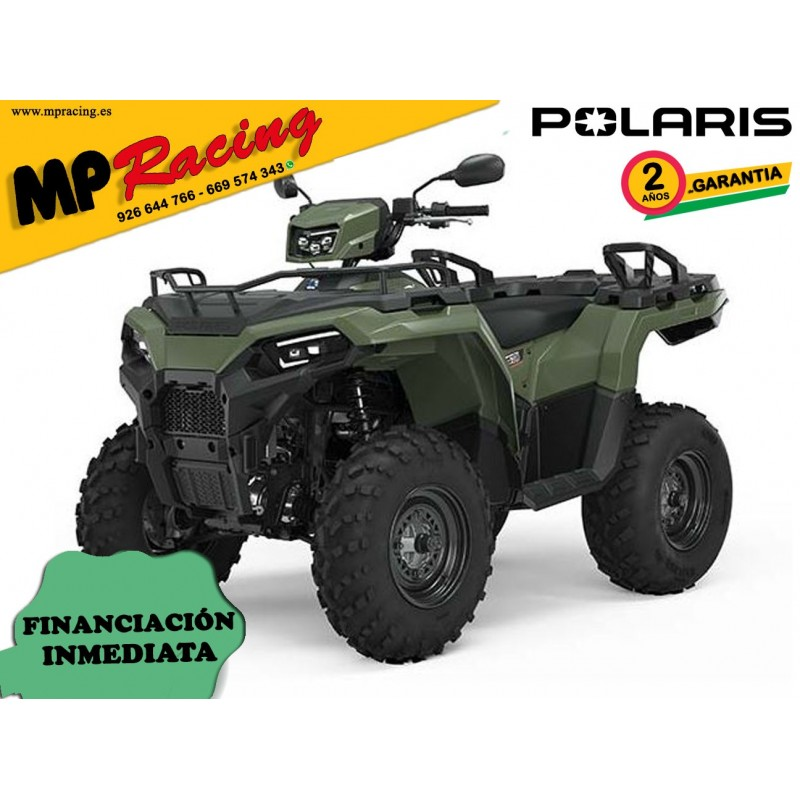 Quad Polaris Sportsman 570 EPS VERDE MP