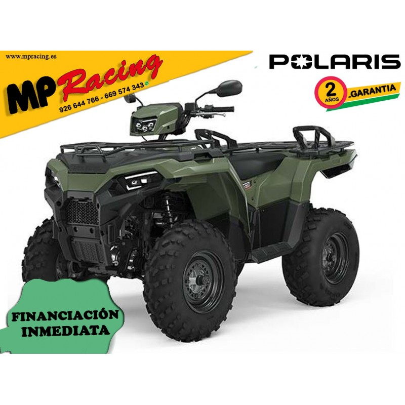 Quad Polaris Sportsman 570 EPS Tractor Agri Pro MP
