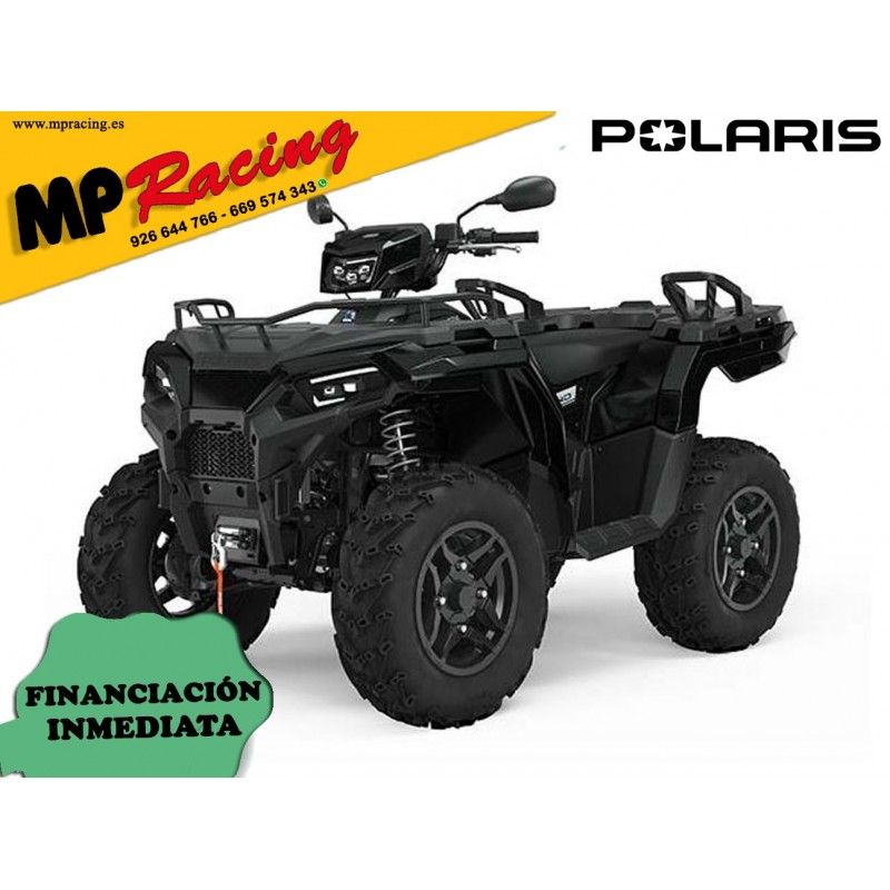 Quad Polaris Sportsman 570 EPS Black Edition MP