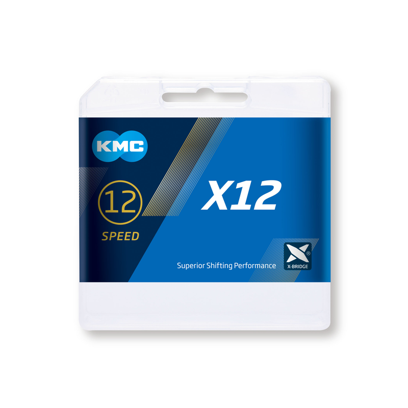 CADENA KMC X12 ORO/NEGRO...
