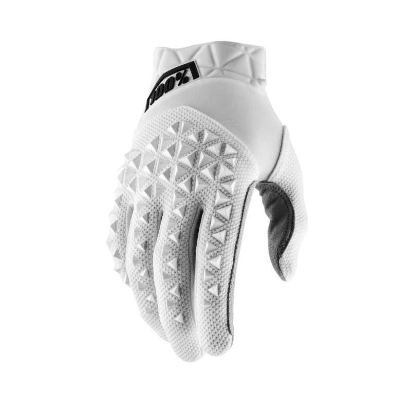 Guantes Ride 100% AIRMATIC - blanco