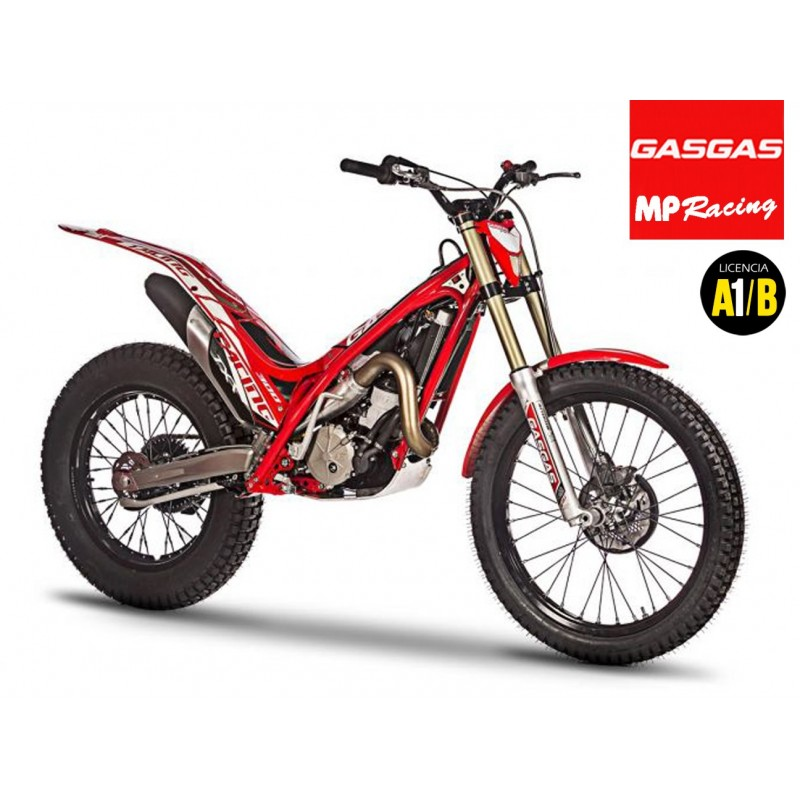 GASGAS 125 TXT RACING 2019