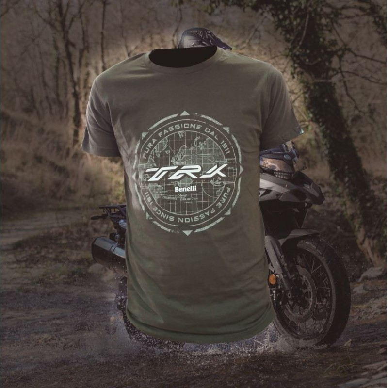 Camiseta Casual BENELLI TRK