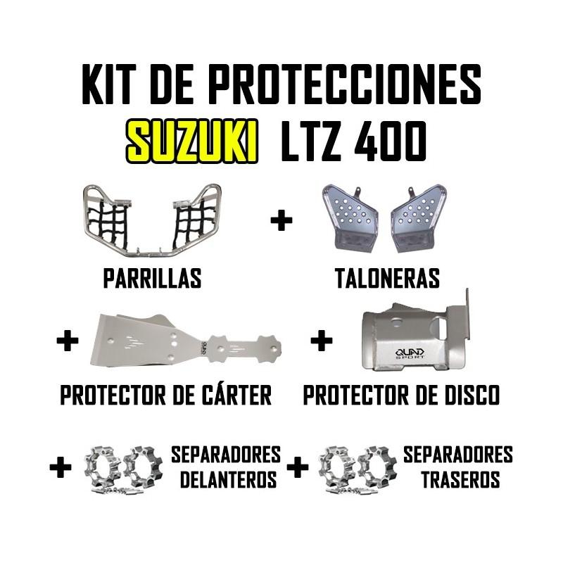 KIT protección total Suzuki...