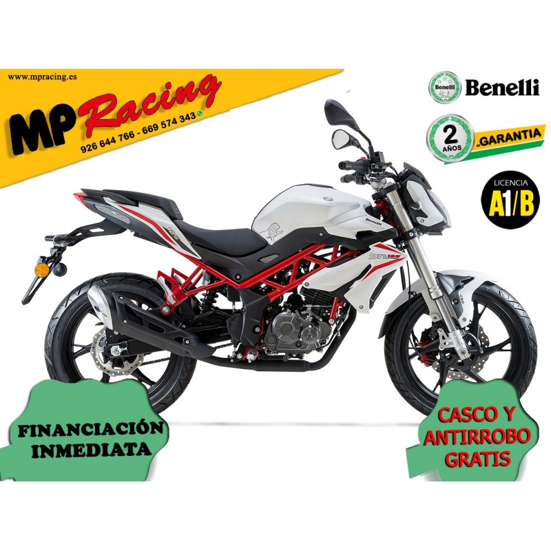 BENELLI BN125 BLANCA MP