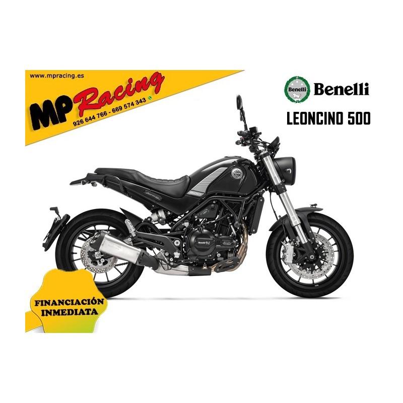 Benelli Leoncino 500 Euro5...