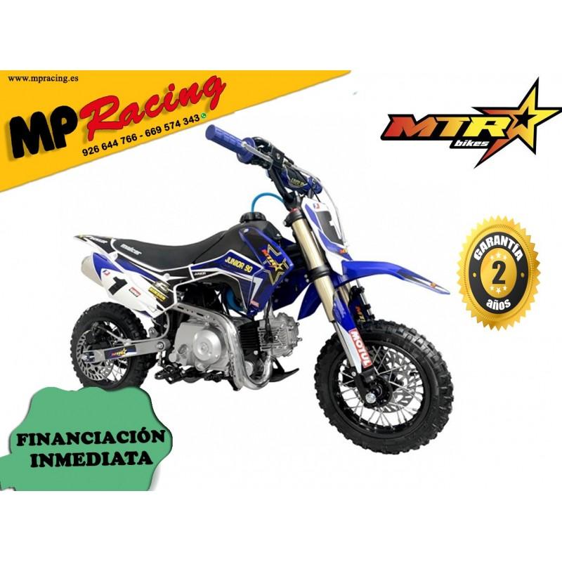 MTR/MALCOR JUNIOR 90CC - Azul