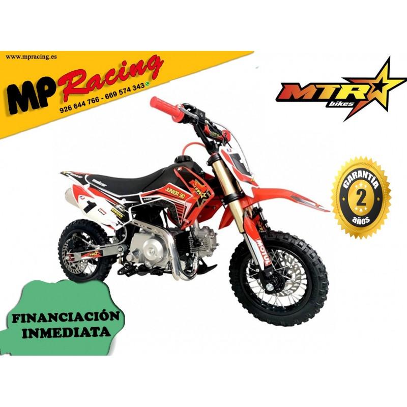 MTR/MALCOR JUNIOR 90CC - Rojo