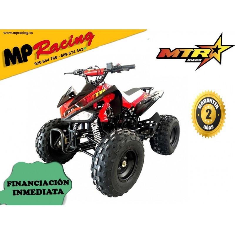 MINIQUAD MTR/MALCOR KF8 - Rojo